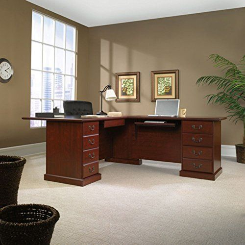 Sauder Office Furniture Heritage Hill Collection Classic Cherry Reversible L-Desk Sauder http://www.amazon.com/dp/B006G2A43O/ref=cm_sw_r_pi_dp_izLYwb14DTH7V
