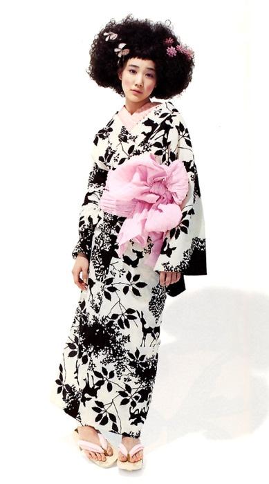 Yu Aoi 『KIMONO姫』