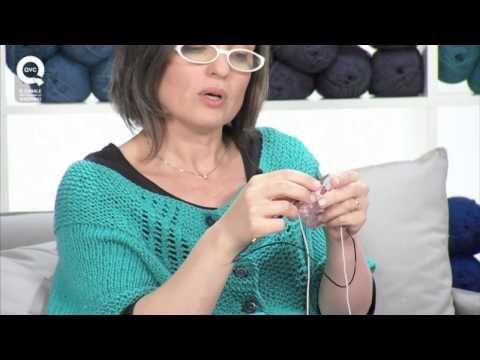 Lavora a maglia con Emma Fassio - Accavallata doppia