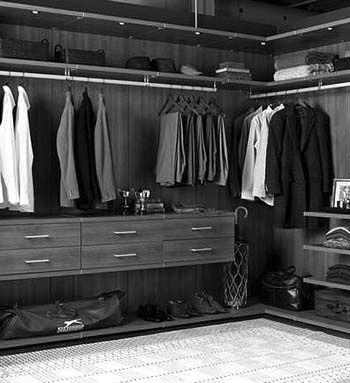 My Interchangeable Business Wardrobe. Custom ClosetsMen ...