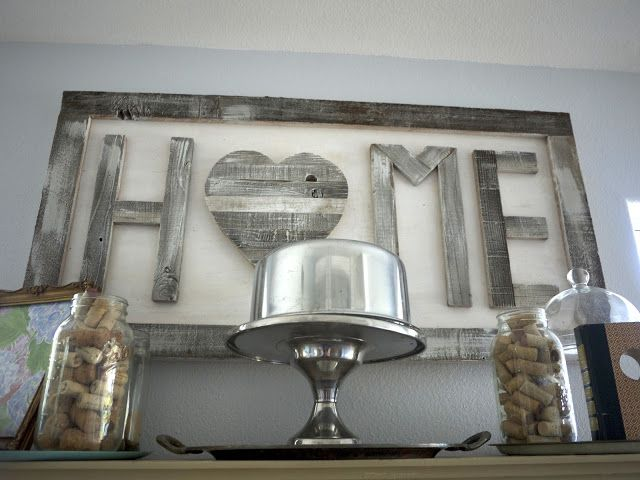 How to add the HOME into your house!