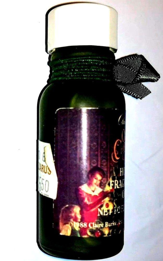 Vtg 1988 Claire Essential Oil Burke Oh Christmas Tree Potpourri Home  Fragrance   eBay - Vtg 1988 Claire Essential Oil Burke Oh Christmas Tree Potpourri Home
