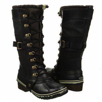 Katniss' Sorel Boots. Perfect winter boot
