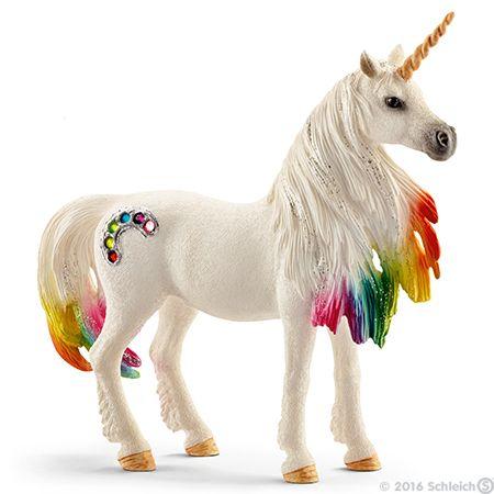 Rainbow unicorn, mare 3