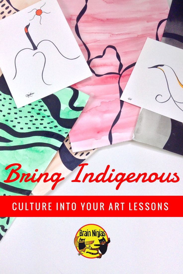 Teach about Canada's notable Indigenous people and their artistic talents while inspiring your students to create their own works of art.