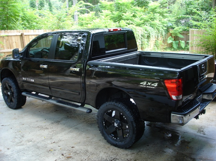"""Image detail for -Lifted Titan on 22"""" Rockstars. - Page 2 - Nissan Titan Forum"""