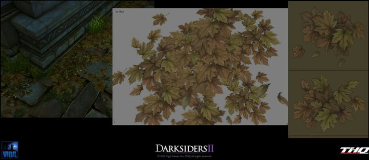 Yan Chan: 3d Artist | Darksiders IIGallery2