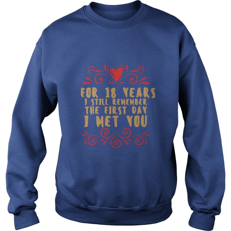 Meaning T-Shirt For Husband And Wife. 18th Wedding Anniversary Gift. #gift #ideas #Popular #Everything #Videos #Shop #Animals #pets #Architecture #Art #Cars #motorcycles #Celebrities #DIY #crafts #Design #Education #Entertainment #Food #drink #Gardening #Geek #Hair #beauty #Health #fitness #History #Holidays #events #Home decor #Humor #Illustrations #posters #Kids #parenting #Men #Outdoors #Photography #Products #Quotes #Science #nature #Sports #Tattoos #Technology #Travel #Weddings #Women