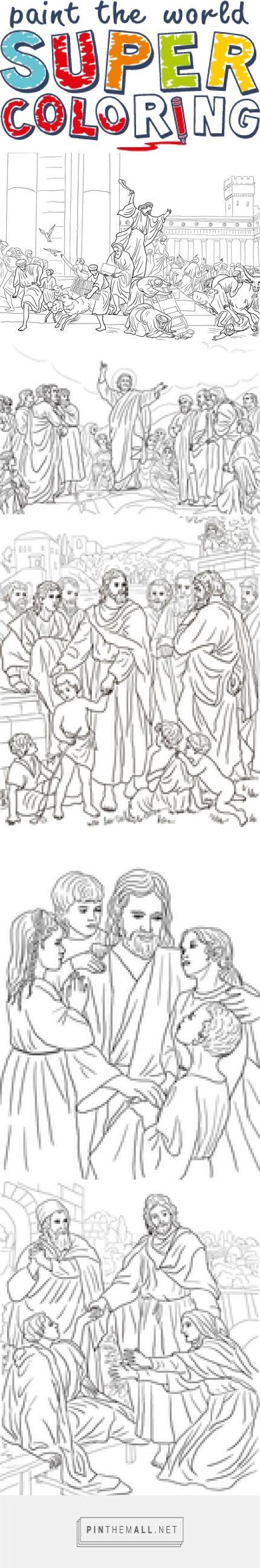 sabbath coloring pages - 721 best images about sabbath school kids stuff on pinterest