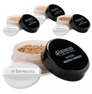Poudre minérale Benecos