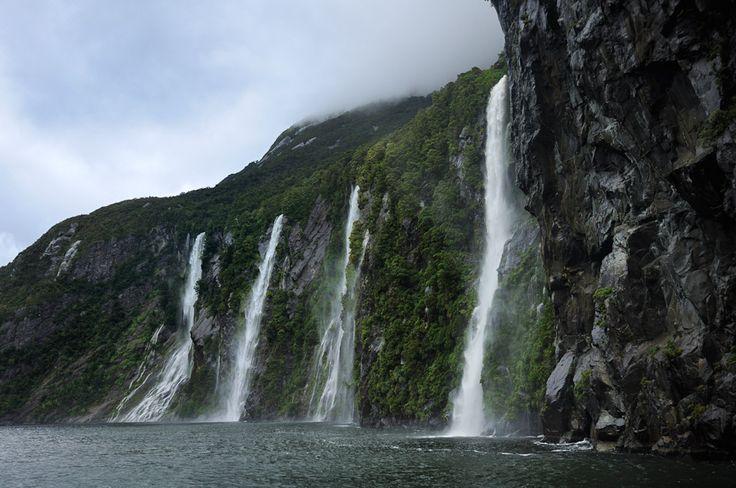 Milford Sound | New Zealand | 2014 http://www.honza-libor.cz/novy-zeland-2014
