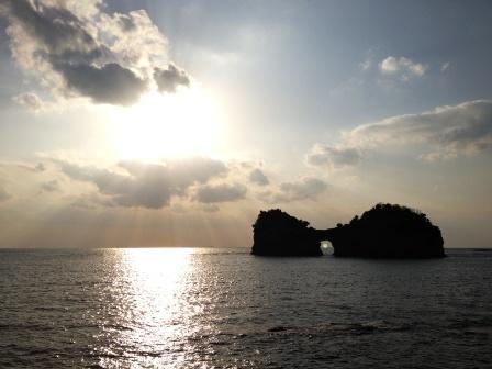2012/11/07 白良浜, 南紀白浜, 和歌山県 / Shirarahama Beach, Nanki Shirahama, Wakayama, Japan
