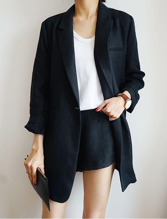 Le parfait look noir et blanc #80