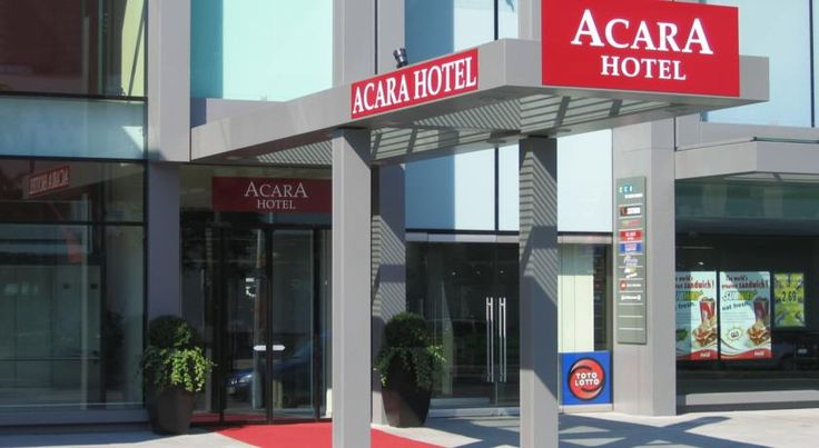 AcarA das Penthouse Hotel Oldenburg The AcarA is located in Oldenburg city centre, just a 5-minute walk from Oldenburg Main Station. It offers modern rooms and a daily breakfast buffet.