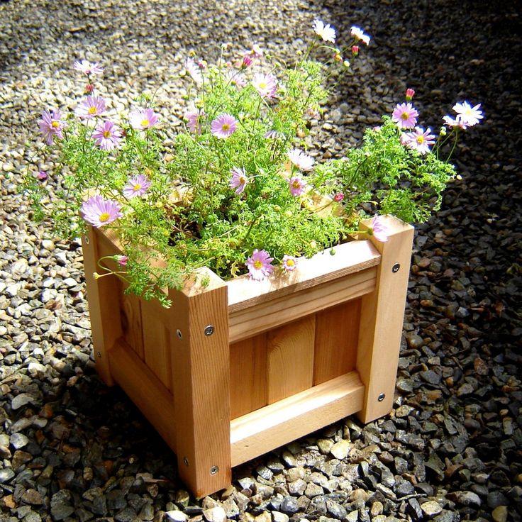 25+ Unique Wood Planter Box Ideas On Pinterest | Diy Planter Box, Planter  Boxes And Diy Planters