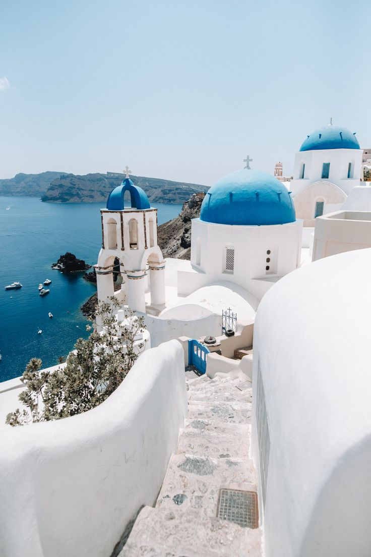 The 5 Best Photo Locations In Santorini, Greece – Allie M. Taylor