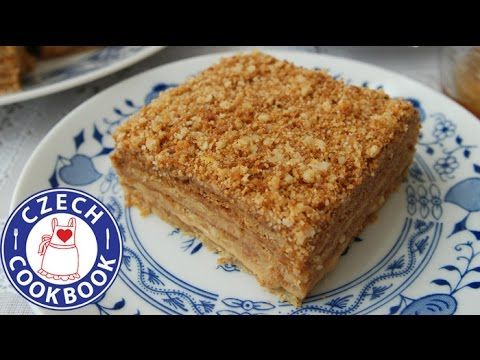 Czech Cookbook - Video Recipes in English - US Measurements - US Ingredients | Honey Cake Recipe – Medovník