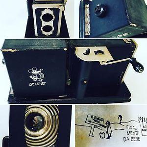Proiettore Vintage Cartoni Animati TOPOLINO   NIC Anni '30 raro | eBay
