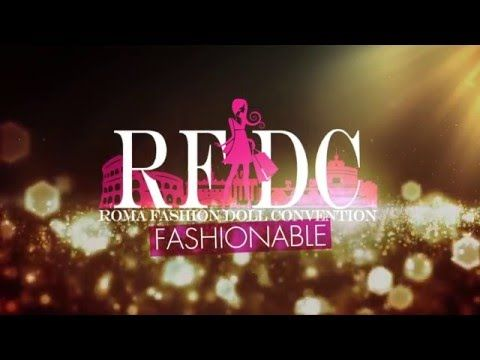 Roma Fashion Doll  Convention