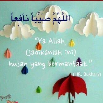 Doa hujan
