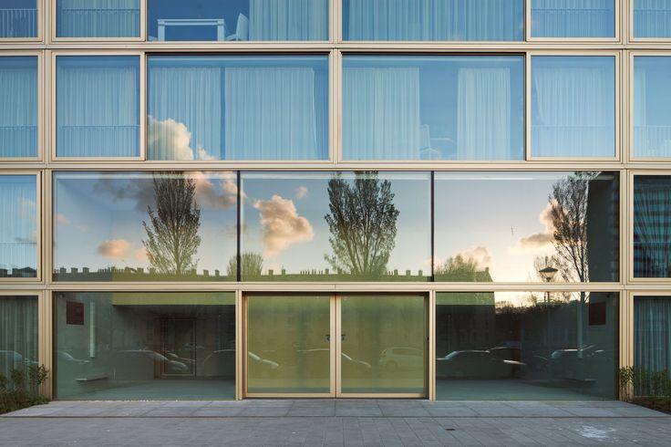 """""""Zilverzijde"""" Social Housing,© Ulrich Schwarz"""