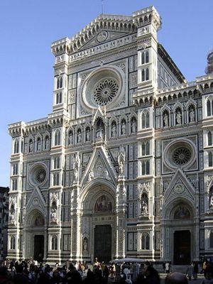 Florence, Italy (Basilica di Santa Maria del Fiore)