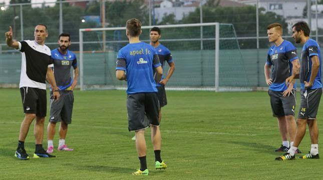 APOELGROUP.COM: Με 22 ποδοσφαιριστές, η αποστολή του ΑΠΟΕΛ για τον αυριανό εξ αναβολής αγώνα με την ανόρθωση