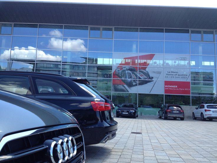 Audi ingolshtat eek