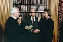 The first woman to serve on the US Supreme Court, Justice O'Connor was also a member and past president of the Junior League of Phoenix.