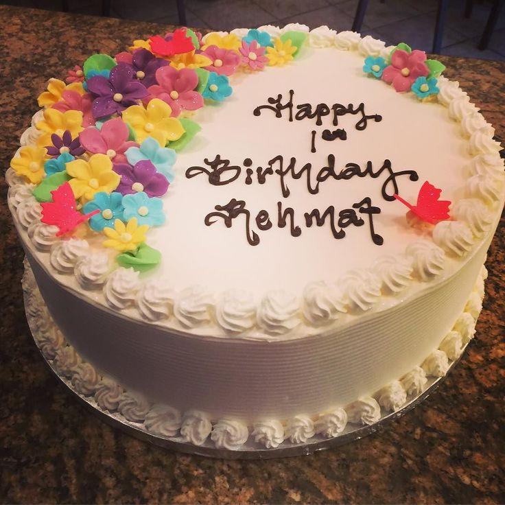 #flowers #sugarflowers #birthdaycake #cake #cakeroyalecafe #birthdaycake