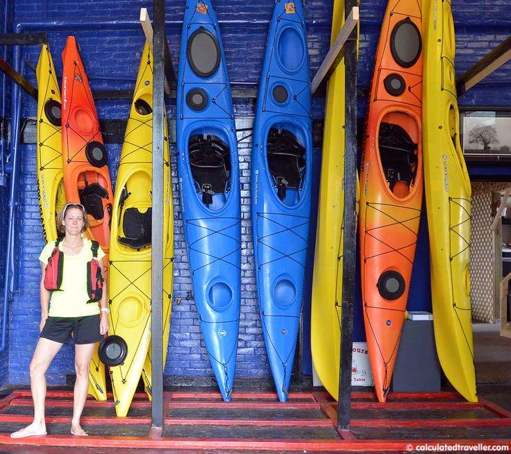 1000 Islands Kayaking in Thousand Islands, Ontario: Paddling back through history
