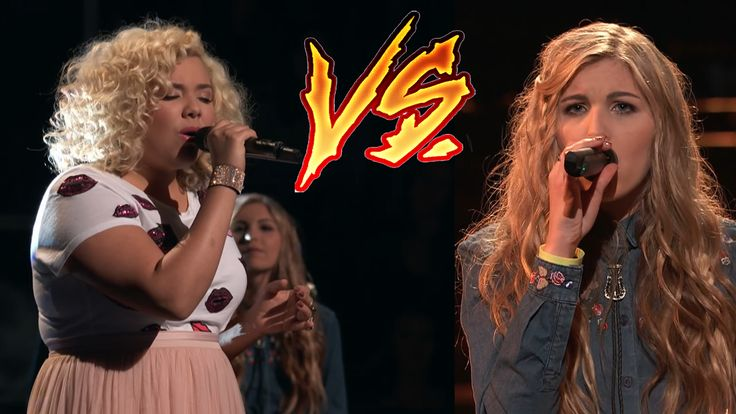 The Knockout Premier Round Result of Aaliyah Rose vs. Brennley Brown in the Voice 2017 Season 12