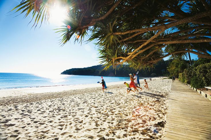 The Sunshine Coast = Lush subtropical rainforests, expansive beaches, laid back atmosphere & outdoor activities. Perfect summer combination don't you think? Enjoy a 5-star hotel & spa or mingle in a low-budget B&B, we have options no matter your preference! #Australia