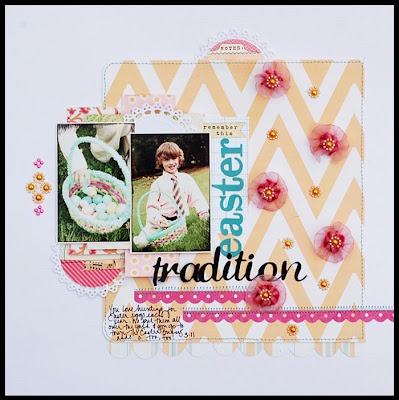 layout by Anabelle O'Malley: Crafty Scrapbooks, Scrapbook Layouts, Easter Layouts, Papercraft Projects, Easter Projects, Paper Crafts, Cards, Scrapbooking Layouts