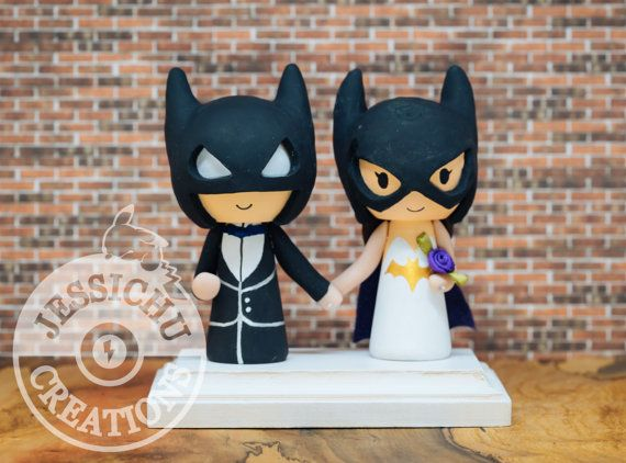 batman and batgirl wedding cake topper batman groom and batgirl wedding cake topper amp custom 11113