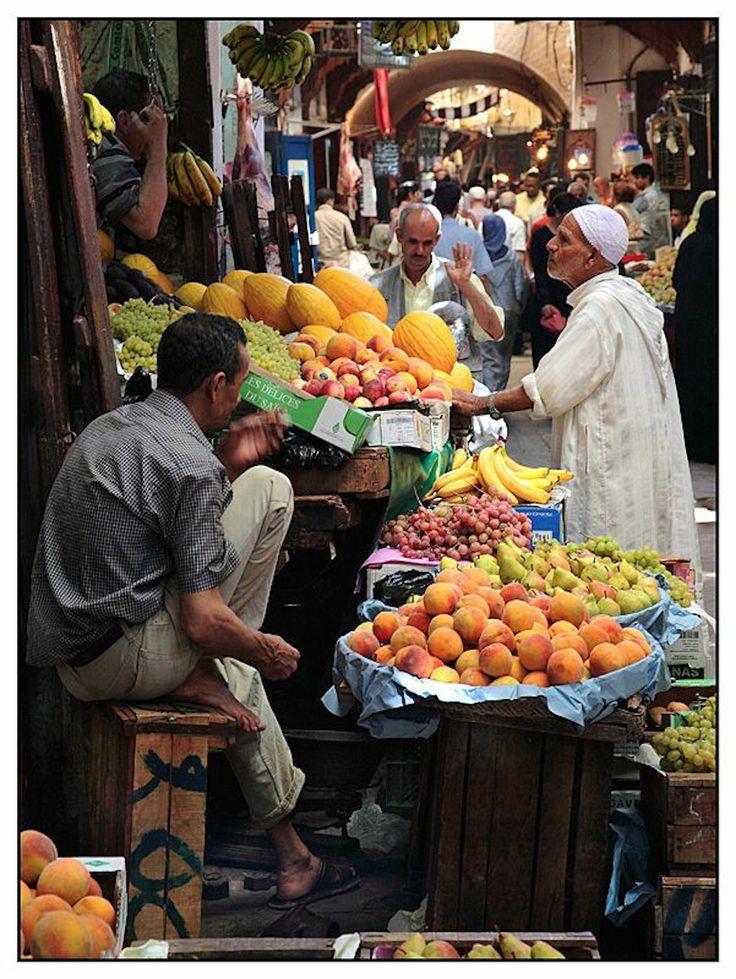 essay on market management