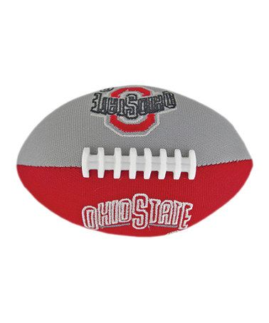 Take a look at this Ohio State Football Talking Smasher Plush Toy by Hunter on #zulily today!