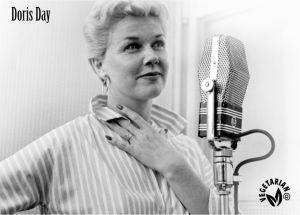 Doris Day, actriz. Vegetariana