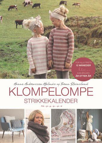 KlompeLOMPE strikkeoppskrifter og strikkeklær til barn.