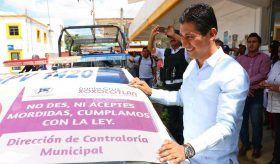 En Xoxocotlán no toleraremos actos de corrupción: Alejandro López Jarquín