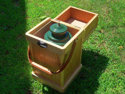 LANTERN STORAGE BOX
