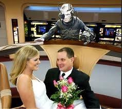 Las Vegas Hilton Has A Star Trek Wedding Experience Pinterest And