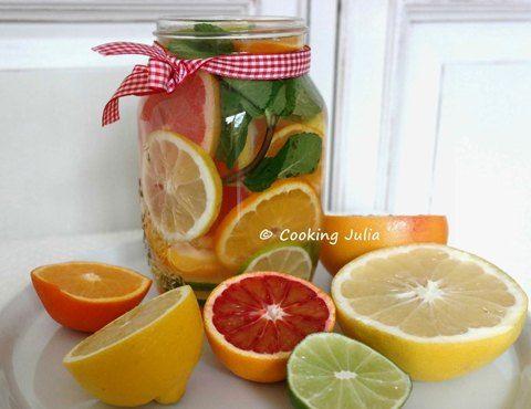 10 recettes de detox water | Femina