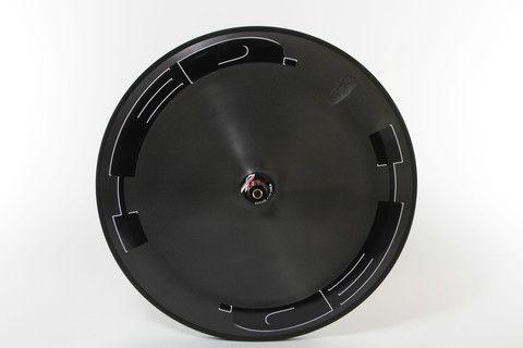 2015 HED Jet Disc+ Black Editon - Full Warranty - My Bike Shop  - 1