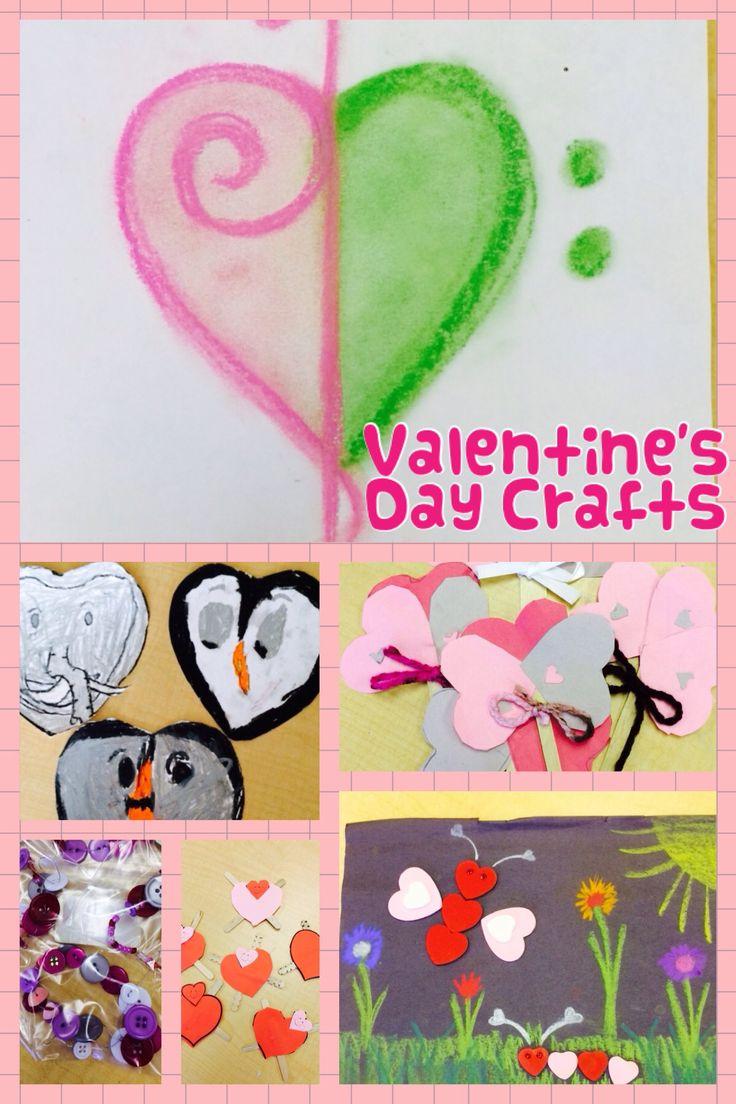 Valentines crafts for kids. www.littlechewz.ca