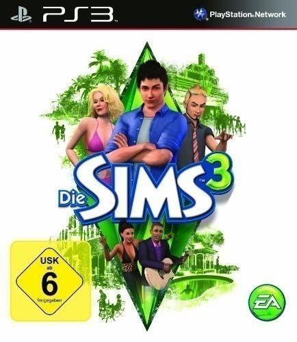 sparen25.dePS3 / Sony Playstation 3 Spiel - Die Sims 3 (DEUTSCH) (mit OVP)sparen25.info , sparen25.com
