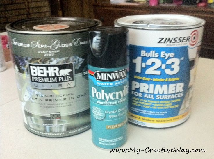 My Creative Way  Repurposed Dresser  Paint without Sanding  Tutorial Bulls  Eye 1 2. 25  unique Spray paint furniture without sanding ideas on