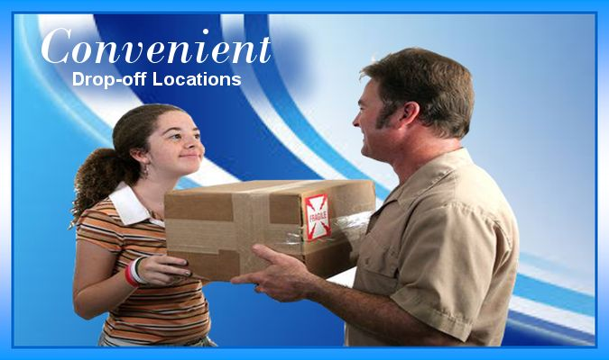 Several Drop-Off Locations http://www.mydvdtransfer.com
