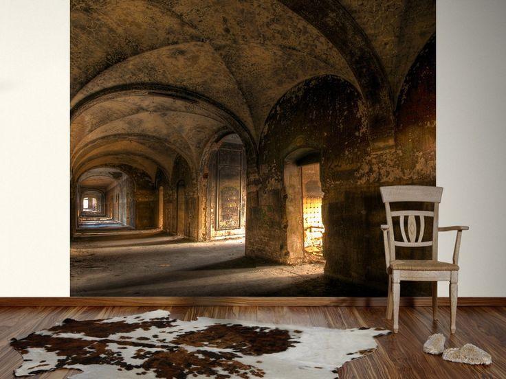 3604 Fototapete Vintage Villa 5 - Bildtapete