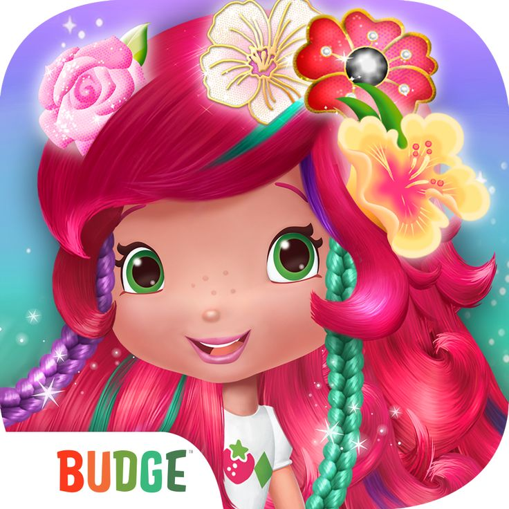 Strawberry Shortcake Holiday Hair Kids App  Join Strawberry Shortcake and her friends on a berry exciting hairstyling holiday around the world. Discover fabulous hair accessories and decorations from amazing destinations like Paris or New York! Wash, color, stylize and create trend-setting hairdos that will dazzle the whole world! All aboard!